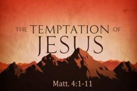 What can the temptations of Jesus tells us about what the Jews expected of him?