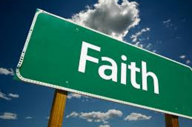 Faith that moves mountains- Is it okay to have faith?