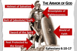 Spiritual Warfare: Have You Put On The Whole Armor of God?