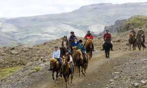 The secret to enjoying a wildlife safari on horseback with fellow riders