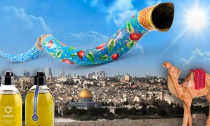 Christian Gifts Made in the Holy Land