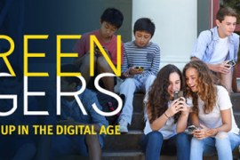 Screenagers: The Impact On Children's Life Growing Up in Digital Age