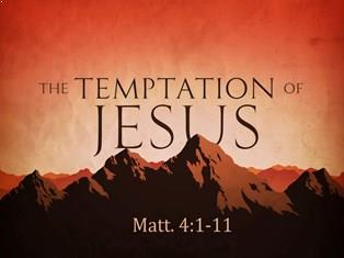 The Relationship Between Jesus Temptations And Ours
