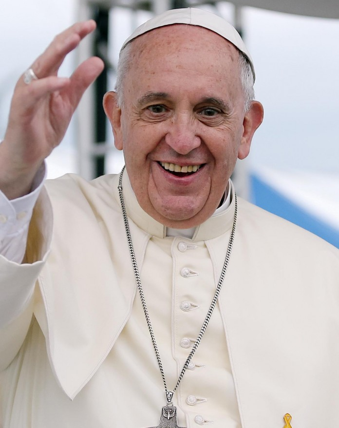 2014 Pastoral Visit of Pope Francis to Korea