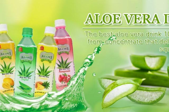 Enjoy The Health Benefits Of Aloe Vera Juice Today