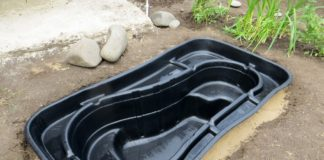 choosing a good Pond Liner