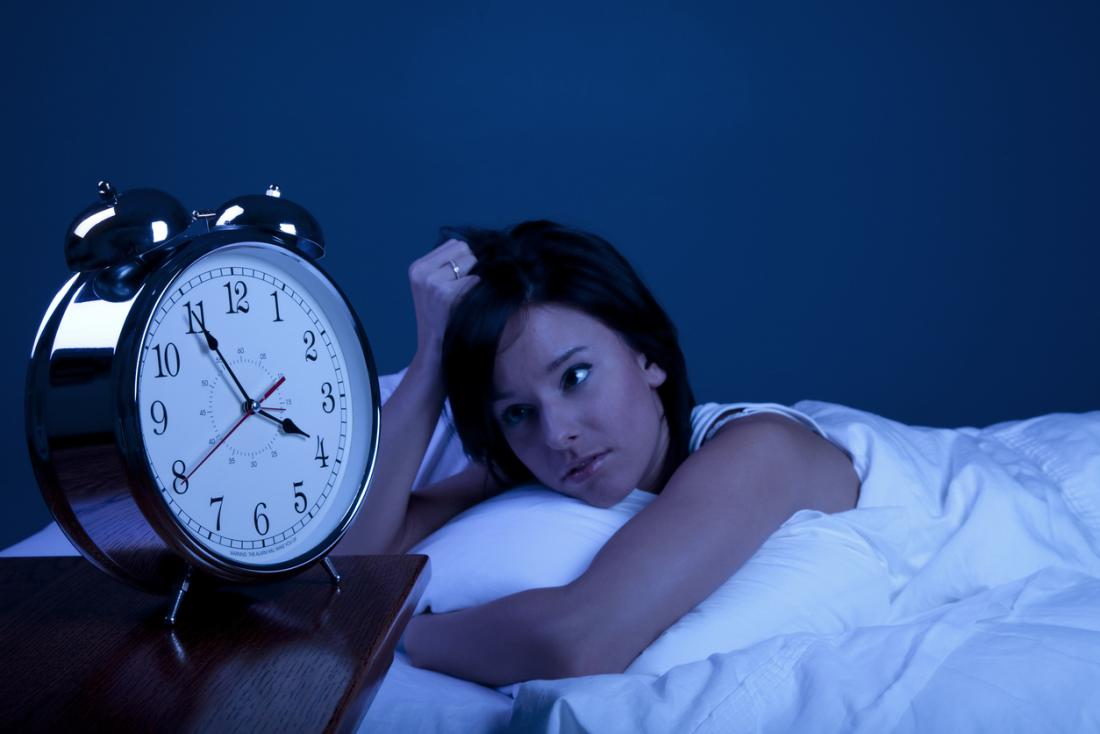 How to Deal With Teenage Insomnia
